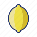 casino, fruit, lemon, slots icon