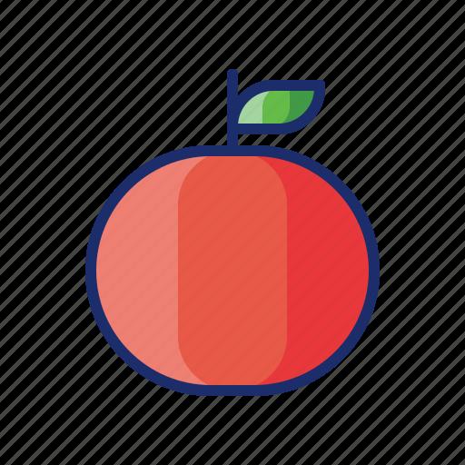 fruit, gambling, orange, slots icon