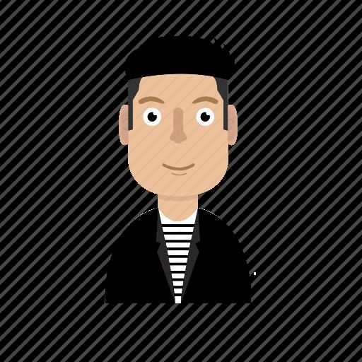 avatar, casual, clothing, fashion, man, people icon