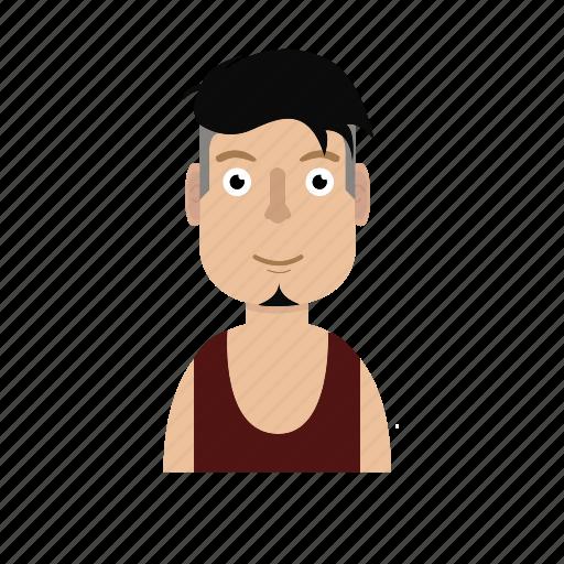 avatar, casual, clothing, fashion, man, person icon