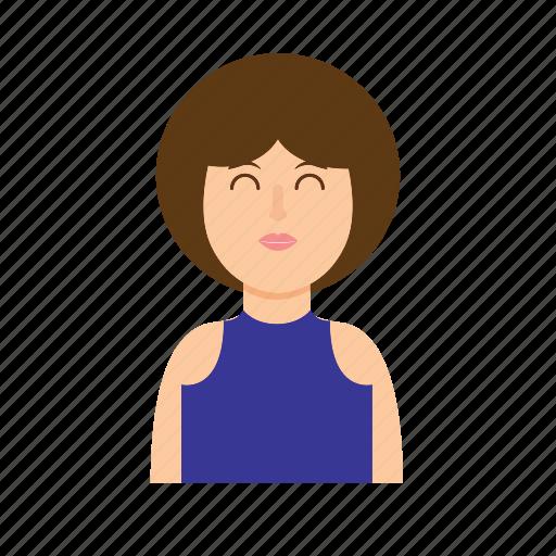 avatar, casual, fashion, female, girl, people, woman icon