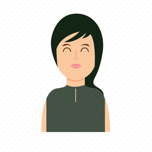 Avatar, casual, woman, fashion, female, girl, people icon - Download on Iconfinder
