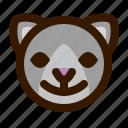animals, cat, cute, emoji, emoticon, happy, 猫 icon