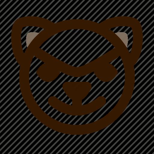 animal, avatar, bad, cat, cute, emoji, emoticon icon