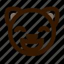 animal, avatar, cat, cute, emoji, emoticon, glad