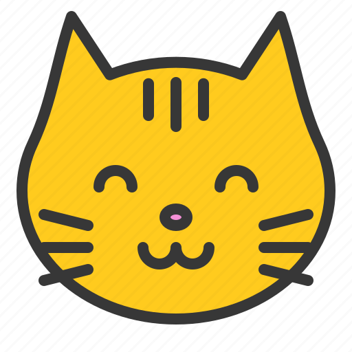 Animal, cat, face, pet icon - Download on Iconfinder