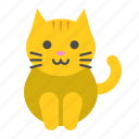 animal, cat, mammal, pet icon