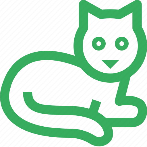 Animal, cat, kitty icon - Download on Iconfinder