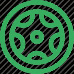 car, moto, wheel icon