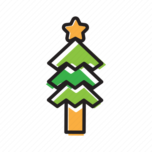 christmas, decoration, holiday, tree, winter, xmas, xmass icon