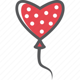affection, celebration, happy, love, love in the air, red, valentine icon