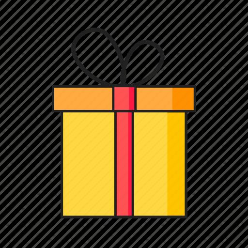 box, celebration, gift, party, surprise icon