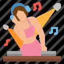 dj, multimedia, music, player, turntable