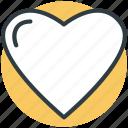 favourites, heart, heart shape, likes, love