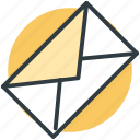email, envelope, letter envelop, mail, message icon