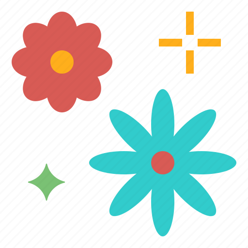 beautiful, blink, decoreation, flower, plant icon