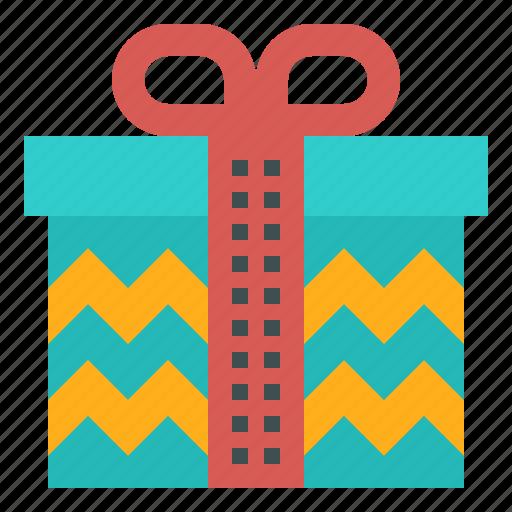 birthday, box, christmas, gift, present, wrap icon