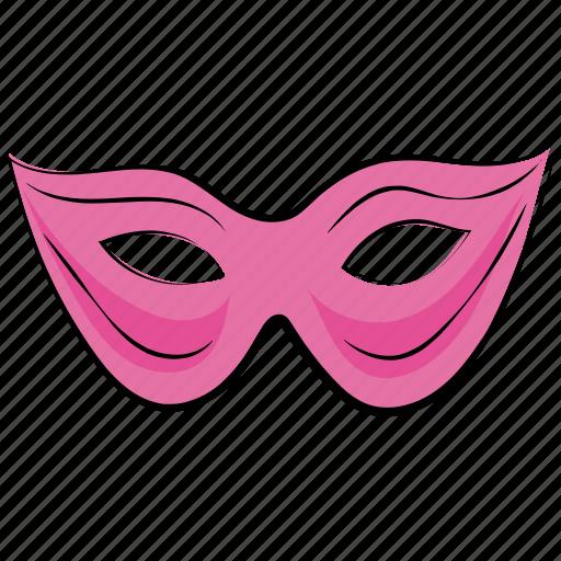 carnival mask, costume mask, eye mask, festival, mardi gras mask, theater mask icon