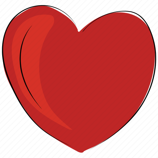 heart, like, love, love sign, romance, romantic, valentine icon