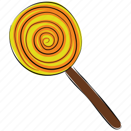 candy, candy stick, dessert, lollipop, lolly, sweet icon