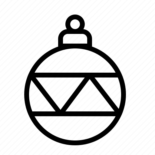 bauble, christmas, decoration, ios, ornament, tree, xmas icon