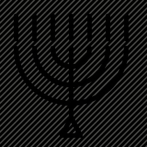hanukkah, holy, ios, judaism, religion, religious, worship icon