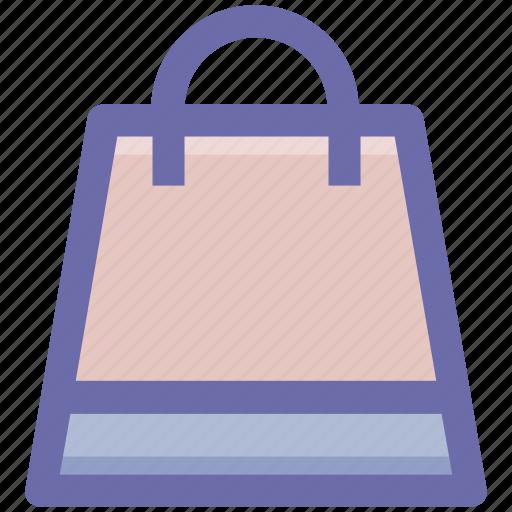 bag, shopper bag, shopping bag, tote bag, valentine shopping icon