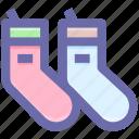 baby socks, bike socks, clothes, socks, winter, woolen