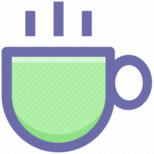cappuccino, coffee cup, cup, espresso, hot coffee, tea cup icon
