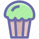dessert, cupcake, bakery food, fairy cake, muffin
