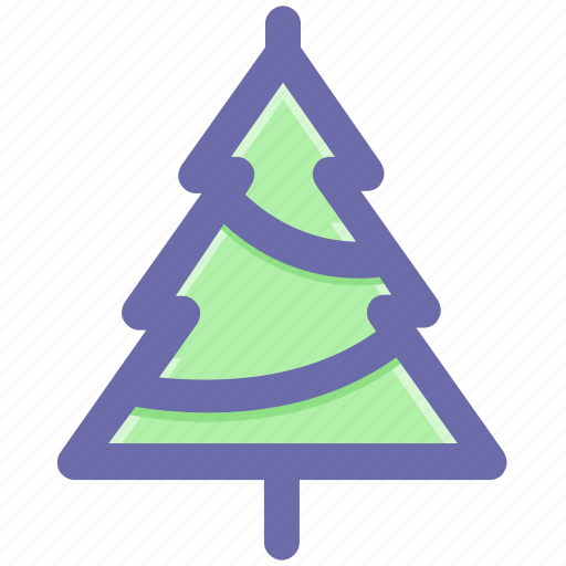Christmas tree, decorated, fir, fir tree, pine, xmas icon - Download on Iconfinder