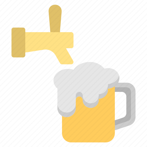 alcohol, beer, celebration, drink, party icon