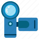 cam, camcorder, camera, recorder, video icon