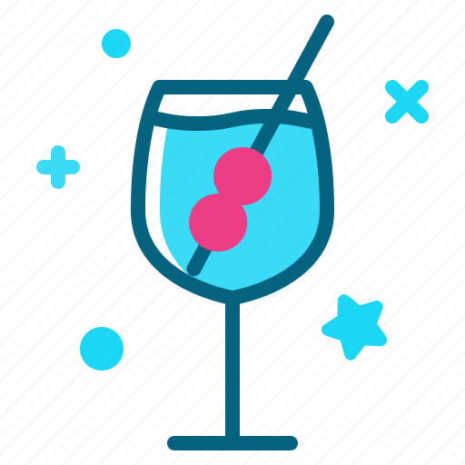 alcohol, beverage, cocktail, drink, party icon