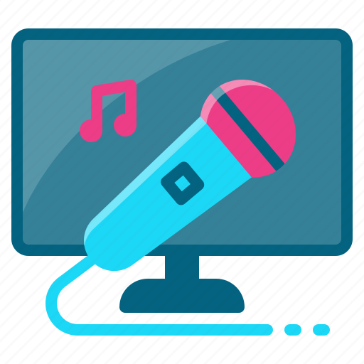 Karaoke, music, party, sing, song icon - Download on Iconfinder