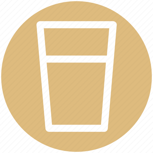 beer, beer glass, drink, glass, water, water glass icon