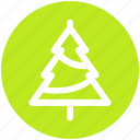 christmas tree, decorated, fir, fir tree, pine, xmas icon