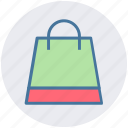 bag, hand bag, shopper bag, shopping bag, tote bag, valentine shopping icon