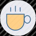 cappuccino, coffee cup, cup, espresso, hot coffee, tea, tea cup icon