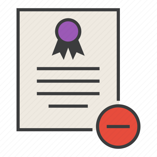 Document rule icon