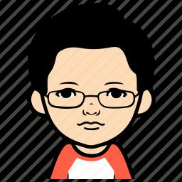 boy, cartoon, male, man, person, user icon