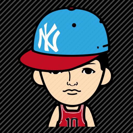 boy, cartoon, male, man, person, profile, user icon