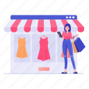 buy online, ecommerce, online purchase, online shopping, webshop icon