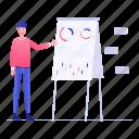 business training, data analytics, professional training, teacher, teacher training, workshop icon