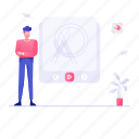 digital marketing, online marketing, search engine optimization, seo, seo services icon