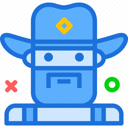 animal, avatar, character, cow, meatboy, profile, smileface icon