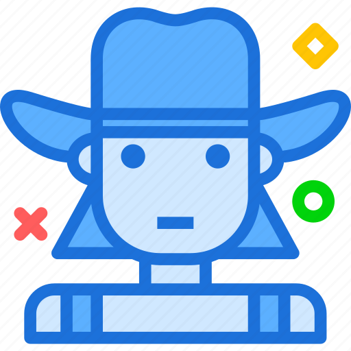 animal, avatar, character, cow, meatgirl, profile, smileface icon