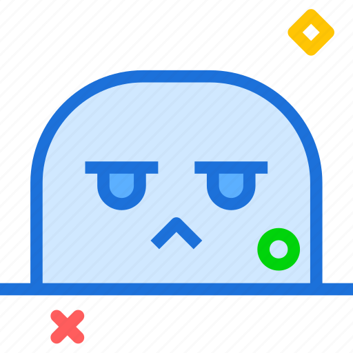 avatar, character, high, profile, smileface icon