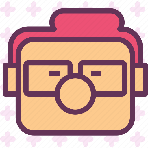 avatar, carl, character, profile, smileface icon