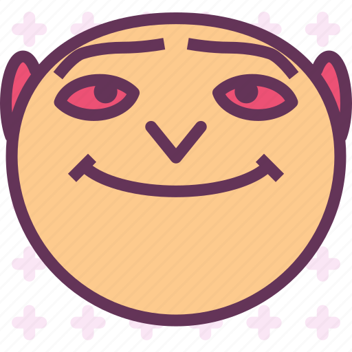 Avatar Character Despicableme Gru Minion Profile Smileface Icon Download On Iconfinder